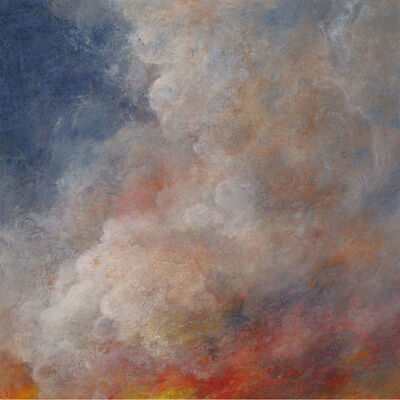 Linda Davidson, 'World's End (after Johan Christian Clausen Dahl)', 2014
