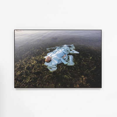 Janaina Tschäpe, 'Ophelia Blue', 2018