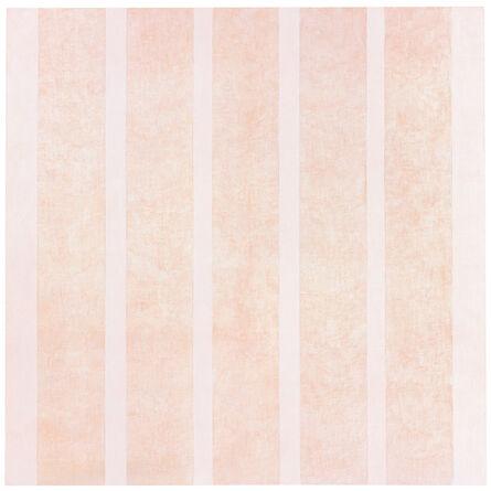 Agnes Martin, 'Untitled #10', 1975