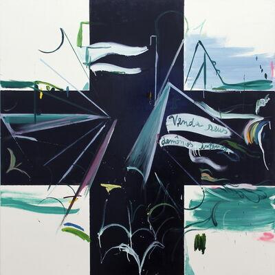 Alvaro Seixas, 'Pintura Sem Título (Venda Seus Demônios Internos)', 2016