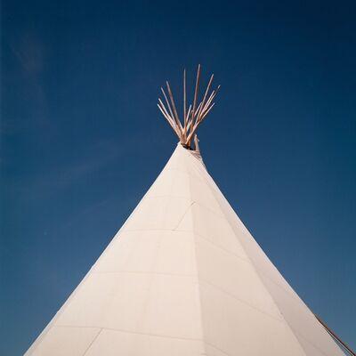 Allison V. Smith, 'Teepee. Marfa, Texas', 2010