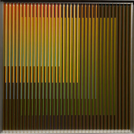 Carlos Cruz-Diez, 'Physichromie 1658', 2010