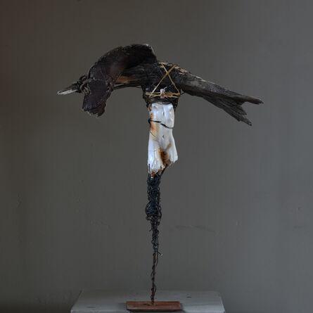 Carl Dahl, 'White angel', 2020