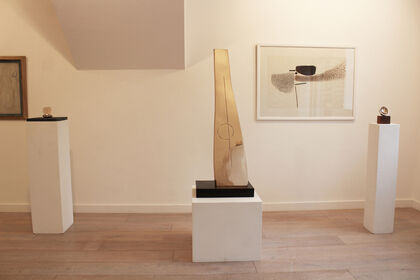Barbara Hepworth:  Work from 1958 to 1973