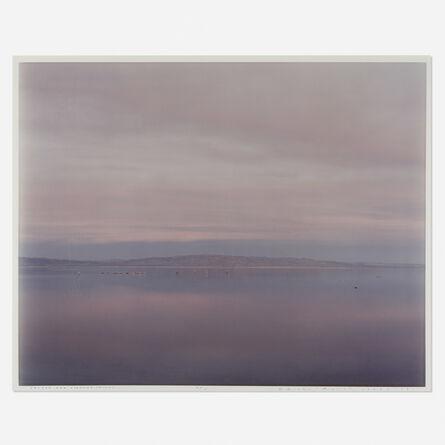 Richard Misrach, 'Salton Sea Overview (Pink) (from Desert Canto III: The Flood)', 1983