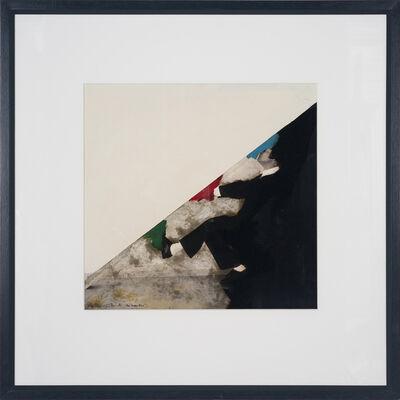 Ger van Elk, 'Red, Yellow and Blue', 1987
