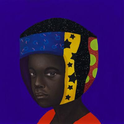 Solomon Adufah, 'Black Starlight 13 - Black Starlight 13', 2021