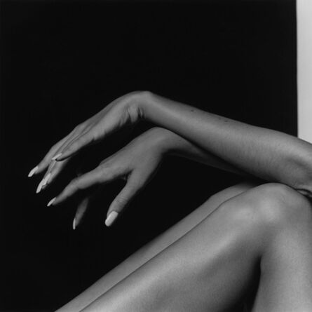 Robert Mapplethorpe, 'Hands', 1981