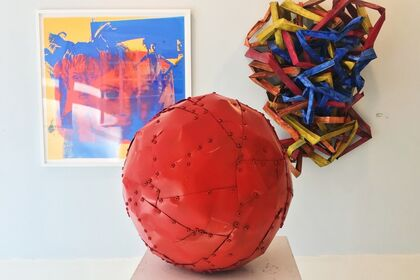 COLORS –Featuring works by Bert Stern & Nathan Slate Joseph