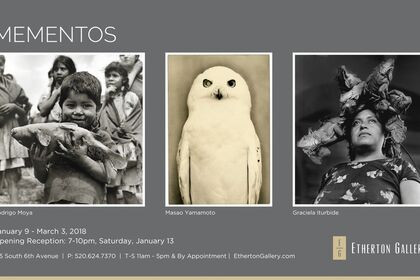 Mementos: Rodrigo Moya, Masao Yamamoto and Graciela Iturbide