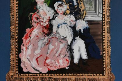 Mary Ronayne: Solo Exhibition