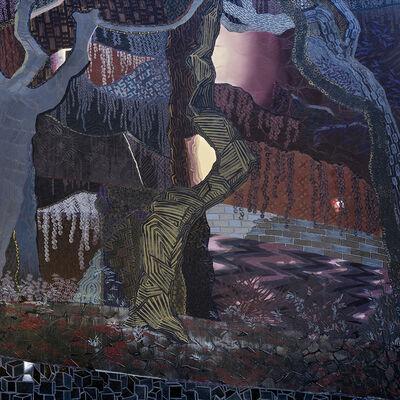 Christopher Schade, 'Arch 8 (Ithaca/Watertown/Winter/Night)', 2020