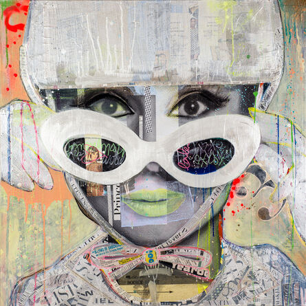 Holly Suzanne Rader, 'Audrey III', 2015