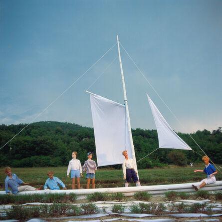Bernard Faucon, 'Le navire', 1979