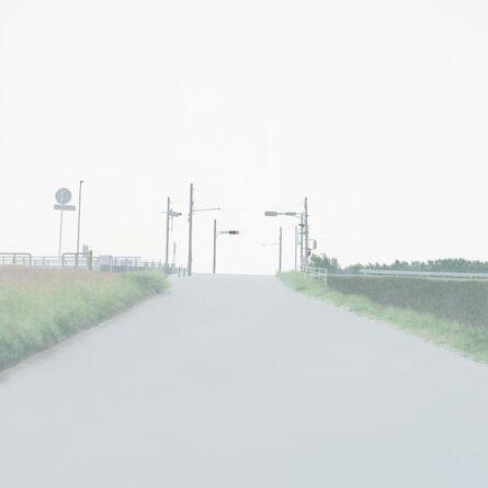 Tokuro Sakamoto, 'Breath ( road, Traffic light)', 2012