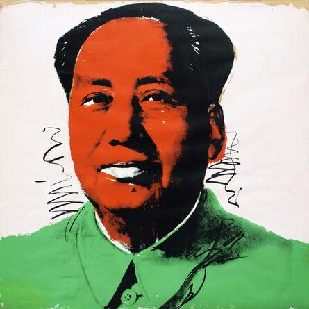Andy Warhol, 'Mao F&S 94', 1972
