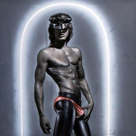 Peter Berlin, 'Self Portrait in Black Cap', ca. 1970