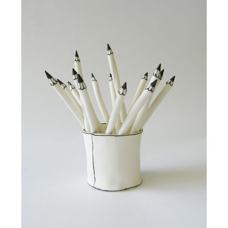 Katharine Morling, 'Pot of Pencils', 2018