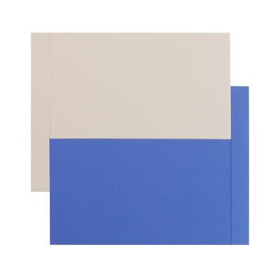 Scot Heywood, 'Shift – Canvas, Blue', 2016