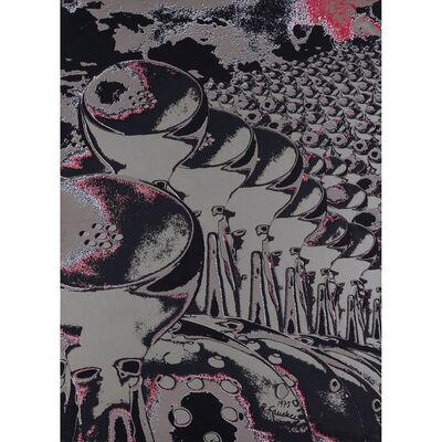 Ruth Francken, 'La manif (série A)', 1973