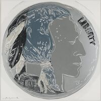 Andy Warhol, 'Indian Head Nickel F&S II.385',  1986