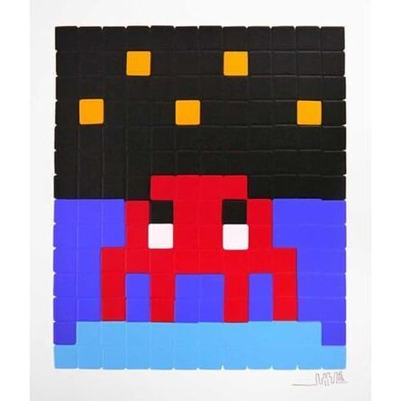 Invader, 'Space One', 2013
