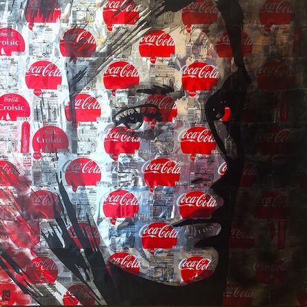F2B Frederic de Bonnechose, 'BB Polka-dot Coke', 2018
