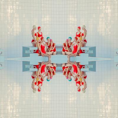 Maria Svarbova, 'Symmetry', 2017