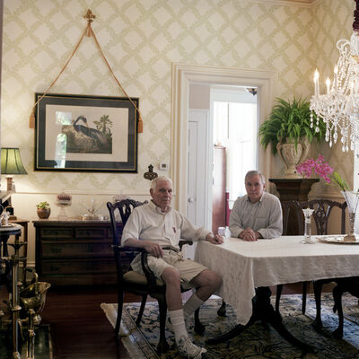 Tanja Hollander, 'Gar Allen + Larry Bennett, St.Louis, Missouri', 2012