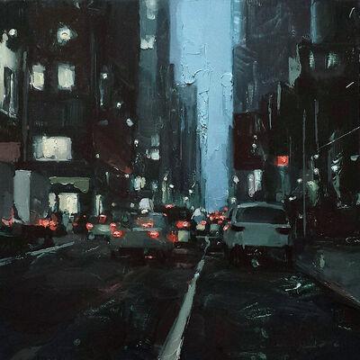 James Kroner, 'Downtown Manhattan', 2017