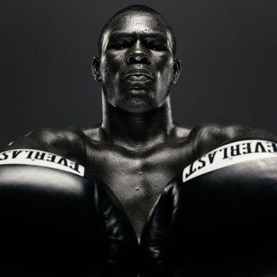 Howard Schatz, 'Boxing Study #1291 Jermain Taylor', 2009
