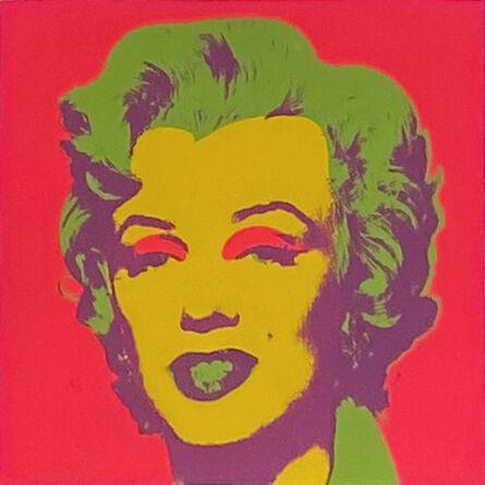 Andy Warhol, 'Marilyn Monroe (Marilyn) II.21', 1967