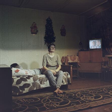 Georgs Avetisjans, 'Oksana Eisner in Igarka, Russia', 2020