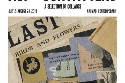 KURT SCHWITTERS: A SELECTION OF COLLAGES