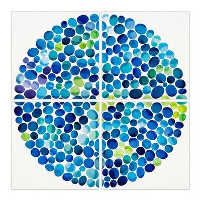Idoline Duke, 'Blue Pools Quadrant 2.16', 2016