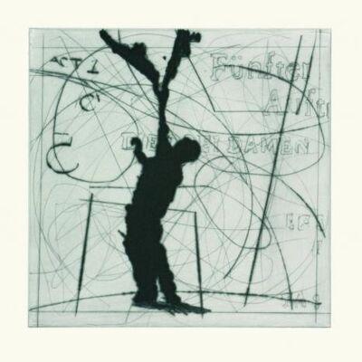 William Kentridge, 'The Magic Flute Portfolio (Suite of 4 Prints)', 2007
