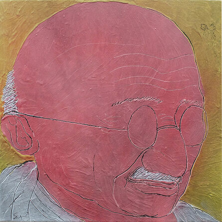 Stefan Buana, 'Spirit of Gandhi', 2015