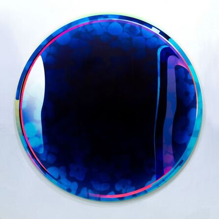 Hidenori Ishii, 'MIRЯOR - Black Fluorite', 2019