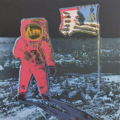 Andy Warhol, 'Moonwalk', 1986