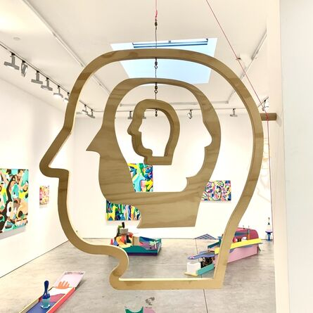 Mike Perry, 'Inner Thoughts (Mobil)', 2012