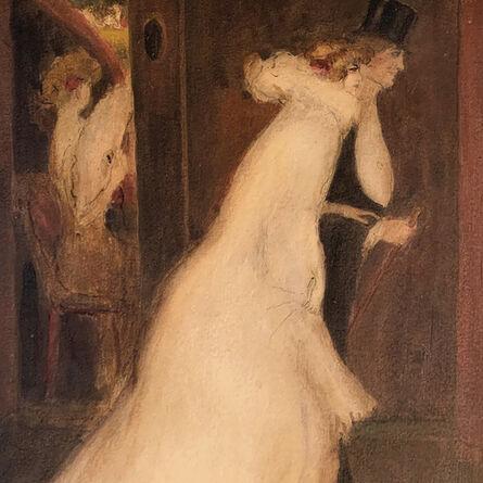 "George Bottini, '""La Sortie de la loge (Southard 65)""', 1906"