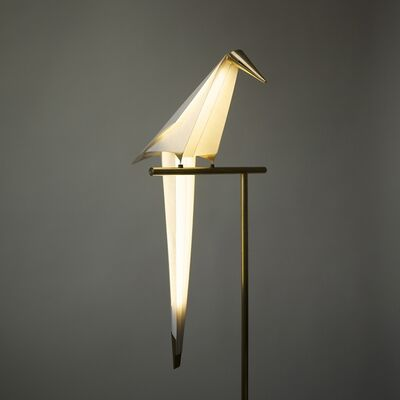 Umuk Yamac, 'Poise Lamp'