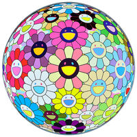 Takashi Murakami, 'FLOWER BALL: PRAYER', 2013
