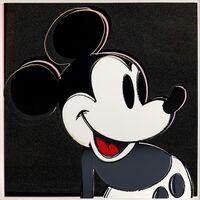 Andy Warhol, 'Mickey Mouse (FS II.265)', 1981