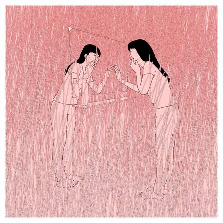 Hsu Che-Yu, 'Mirror in the bathroom', 2015