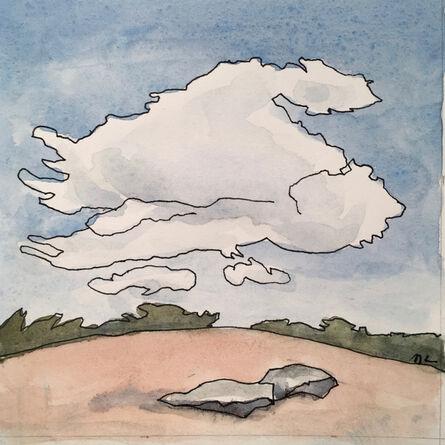 Mary Lawler, 'Santa Fe Landscape', 2017