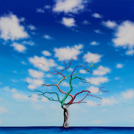 Alexandra Battezzati, 'L'arbre heureux', 2019