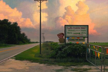 "Matthew Cornell - ""Roadside Attractions"""