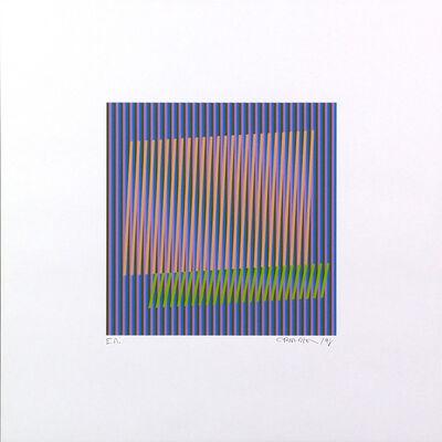 Carlos Cruz-Diez, 'Untitled', 1998