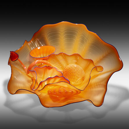 Dale Chihuly, 'Persian Set', 2000